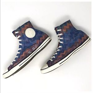 Shoes - Converse X Missoni High Top Sneakers 40.5